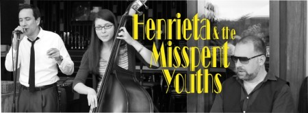 Misspent Youths jazz Trio Auckland