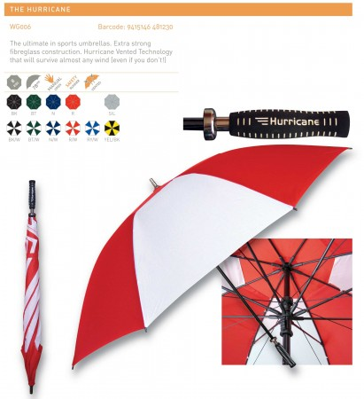 Hurricane Umbrella