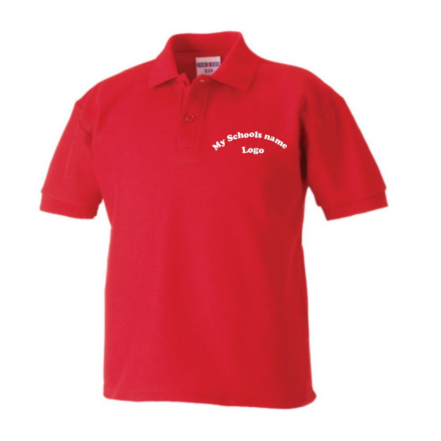 Business Polo Shirts With Logo